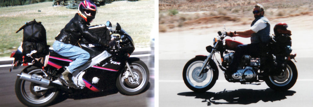 Motorcycle Choices in 1996